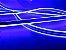 Mangueira Neon de LED Dupla 5 Metros Azul 12V - Imagem 3