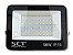 Refletor Holofote De LED 50W Slim Branco Frio A Prova d'água - Imagem 2