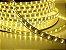 Mangueira chata dupla LED 12,5W/M Branco Quente com silicone por metro 127V - Imagem 6
