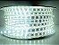 Mangueira chata dupla LED 12,5W/M Branco Frio com silicone por metro 127V - Imagem 6