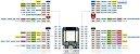 Mini Módulo WiFi e Bluetooth ESP32 - Imagem 3