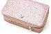 Necessaire modelo Leticia rosê glitter  - Imagem 1