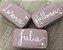Necessaire rosê com caligrafia personalizada - Imagem 4