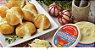Pão de Alho Bolinha com Requeijão - Segredo Mineiro - Imagem 2