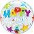 "BUBBLE HAPPY BIRTHDAY 24"" - Imagem 1"