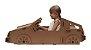 Carro de Papelão - Modelo B - Imagem 3