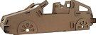 Carro de Papelão - Modelo B - Imagem 4