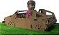 Carro de Papelão - Modelo B - Imagem 2