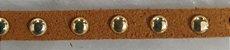 Fita com Aplicação - Microfibra Camurça (imita couro) - 5 mm - (venda por Metro) - Imagem 4