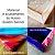 Quadro Decorativo Vitral Mandala 5 Partes 113x50cm - Imagem 4