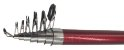 Kit 3 Vara de Pesca para Molinete 210cm 20 lbs Tilápia - Imagem 3