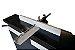DESEMPENADEIRA 3 FACAS 1400X300mm SEM MOTOR MAKSIWA DE1400 - Imagem 2