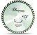 SERRA CIRCULAR DE WIDEA 150X30MM 24 DENTES INDFEMA 801501 - Imagem 1