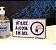 Display Utilize Álcool em Gel - Para Balcão/Mesa - 20x11cm - Imagem 1