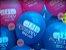 50 balões em cores primárias a escolher e personalizados com 9 polegadas. - Imagem 10