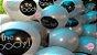 Balões prata personalizados com o layout e cor que desejar - Imagem 4