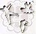 Cortador Metal Kit Bailarina 1 - Imagem 1
