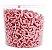 CALLEBAUT CHOC.BLOSSOMS MORANGO 250G - Imagem 1