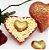 Forma Silicone Coração c/ textura de Coração COD9395 - Imagem 2