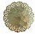 Toalha Rendada Cartela Ouro Mod. 300 Mago c/ 24 unid - Imagem 1