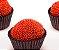Confeito de Miçanga Vermelha MIX 500g  - Imagem 2