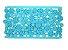 Marcador de Texturas Flores 8,5x15,5cm Yazi - Imagem 1