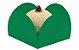 Caixinha Verde Bandeira 48 unid. - Imagem 1