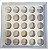 Caixa para 25 Doces Branca Pac Box - Imagem 1