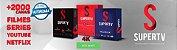 Receptor Supertv Vermelho Edition 4K 2GB RAM 16GB - (Sem Antenas) - Imagem 4
