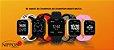 Relógio Champion Preto com Pulseira Preta e Cinza ch50006d - Imagem 2