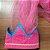 Fantasias Infantis - Coroa Pink com Véu - Imagem 2