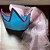 Fantasias Infantis - Coroa Azul com Véu - Imagem 5