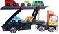 Caminhão de Madeira - Cegonha - Imagem 1
