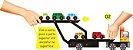 Caminhão de Madeira - Cegonha - Imagem 4
