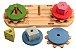 Engrena Roda - Brinquedo Educativo de Madeira - Imagem 2