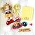 Combo Minidolls e Acessórios - Boneca de Pano inspiração Waldorf - Imagem 1