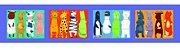 Cubos de empilhar - Animais Coloridos - Imagem 5