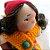 Boneca de pano Colorê - Adelaide - Imagem 5