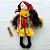 Boneca de pano Colorê - Adelaide - Imagem 2