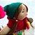 Boneca de pano Colorê - Agata - Imagem 5