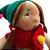 Boneca de pano Colorê - Agata - Imagem 6