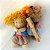 Boneca de pano Minidolls Selma - Imagem 2