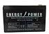 Bateria 12V 7Ah ENERGY POWER - Imagem 1