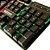 KIT Teclado + Mouse USB Gamer LED Rainbow BK-G550 Exbom - Imagem 6