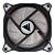 Cooler Ring Gabinete Bluecase BFR-72B RGB 120x120mm - Imagem 5