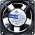 Cooler Fan 120MM 110/220v Refrigeração 2400RPM Storm Preto - Imagem 1