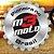 Polia CoroaTraseira Moto - Honda CB450 CB 400 Todas - Imagem 2