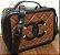 Bolsa Chanel Nº 2 Marrom e Preto - Imagem 1