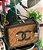 Bolsa Chanel Nº 2 Marrom e Preto - Imagem 3