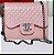 Bolsa Chanel N° 7 Rosa - Imagem 1